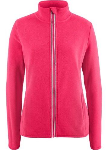 Куртка из флиса (ярко-розовый гибискус)