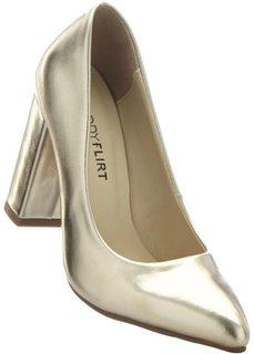 Туфли (золотистый) Bonprix