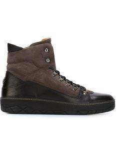 классические ботинки для похода Moncler