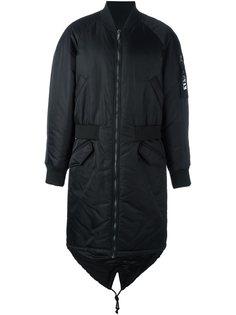 пальто на молнии D.Gnak