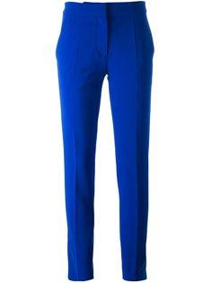 узкие брюки Moschino
