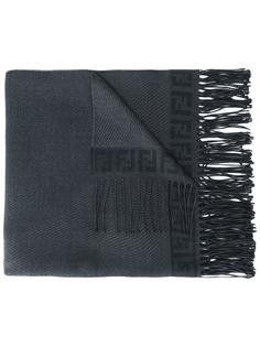 шарф с логотипами FF Fendi