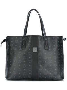 сумка-тоут с логотипом  MCM
