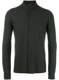рубашка с длинными рукавами  Zanone