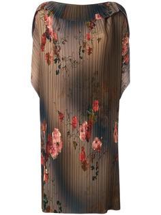 платье с плиссировкой  Antonio Marras