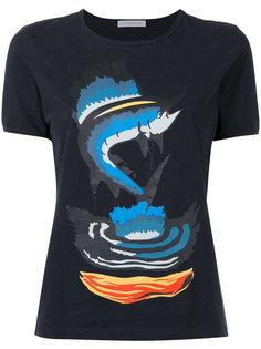 футболка с принтом JW Anderson