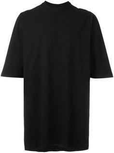 объемная футболка Rick Owens DRKSHDW