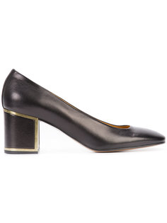 туфли на массивном каблуке Veronique Branquinho