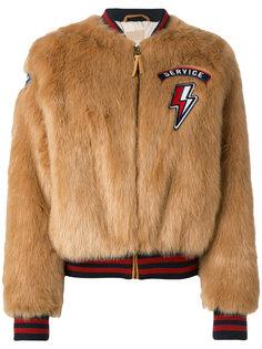 куртка-бомбер  Fun Mother
