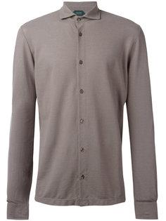 трикотажная рубашка Zanone