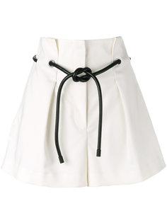 шорты со складками 3.1 Phillip Lim