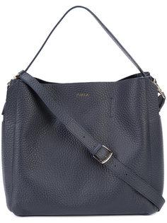 квадратная сумка на плечо Furla