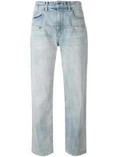 свободные джинсы Helmut Lang