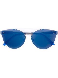 солнцезащитные очки с массивной оправой Retrosuperfuture
