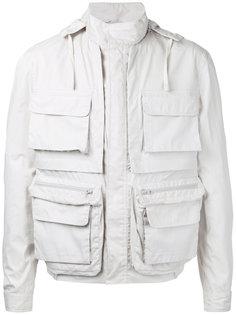куртка с накладными карманами Lemaire