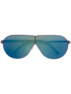 солнцезащитные очки-авиаторы Linda Farrow Gallery x 3.1 Phillip Lim Linda Farrow Gallery