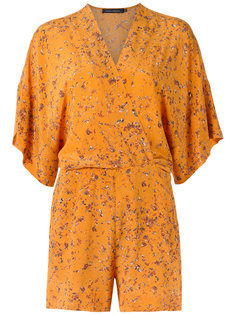 printed playsuit Andrea Marques
