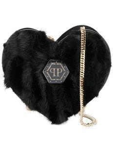 сумка на плечо в форме сердца Esther  Philipp Plein