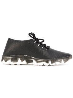 кроссовки на шнуровке Maison Margiela