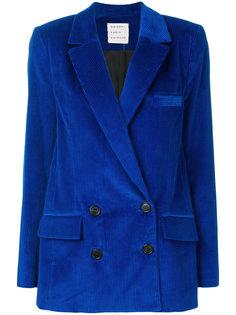вельветовый пиджак Maison Rabih Kayrouz