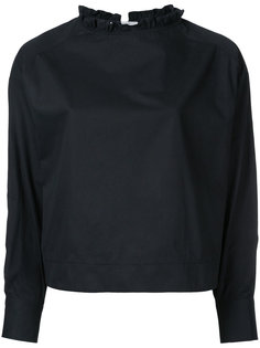 блузка с оборчатым воротником Atlantique Ascoli