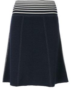 юбка с полосатой резинкой Loewe