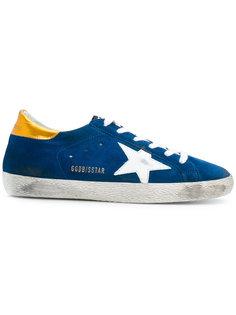кроссовки с нашивками звезд Golden Goose Deluxe Brand