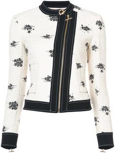 Tweed Moto Jacket Derek Lam 10 Crosby