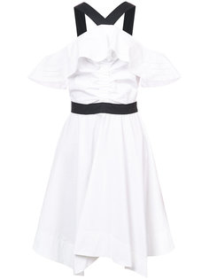 платье-халтер с открытыми плечами  Derek Lam 10 Crosby