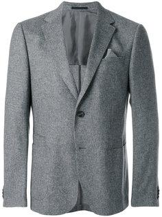 пиджак с застежкой на две пуговицы Z Zegna