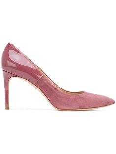 туфли The Perfect Pump с панельным дизайном Casadei
