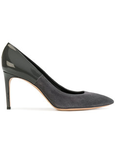 контрастные туфли The Perfect Pump Casadei