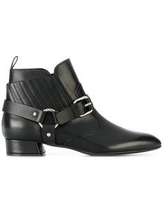 ботинки с ремешками Casadei