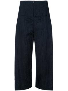 укороченные брюки Elliott Zero + Maria Cornejo