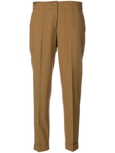 зауженные брюки Etro
