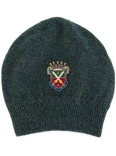 шапка-бини Heraldic Sicilia Dolce & Gabbana