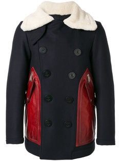 пальто с накладными карманами Dsquared2