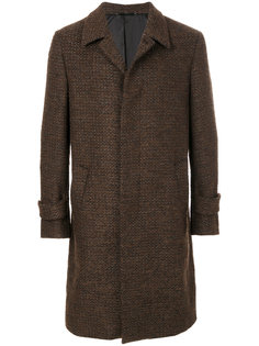тканое пальто Hevo