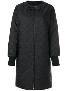 стеганое пальто  Prada