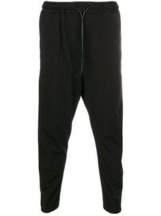 брюки с заниженной проймой Isabel Benenato