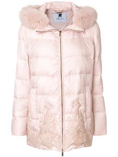 классическая куртка-пуховик Blumarine