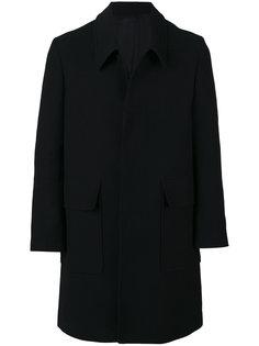 пальто с карманами Ami Alexandre Mattiussi