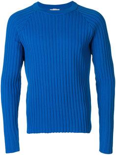 ребристый свитер с рукавами-реглан Ami Alexandre Mattiussi