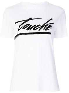 футболка Touché Être Cécile