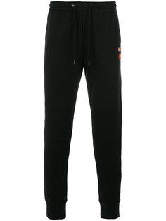 спортивные штаны с аппликациями Yes Fendi Fendi