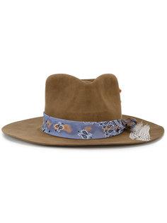 шляпа с банданой Bandito Nick Fouquet
