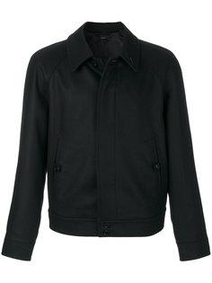 классическая куртка-бомбер Tom Ford