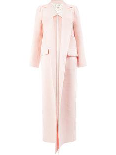 удлиненное пальто Maison Rabih Kayrouz