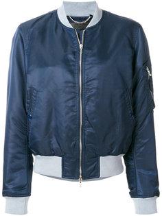 куртка с круглым вырезом на молнии Rag & Bone