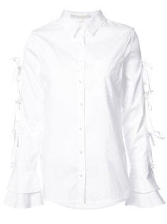 tied sleeve shirt Jonathan Simkhai